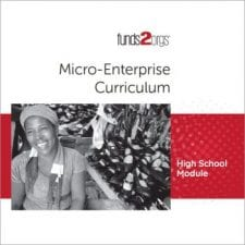 Micro-Enterprise Common Core Curriculum: High School