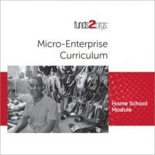 Micro-Enterprise Common Core Curriculum: Home School