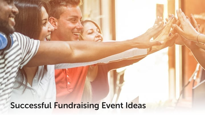 Try out these fantastic and successful fundraising event ideas for your community organization.