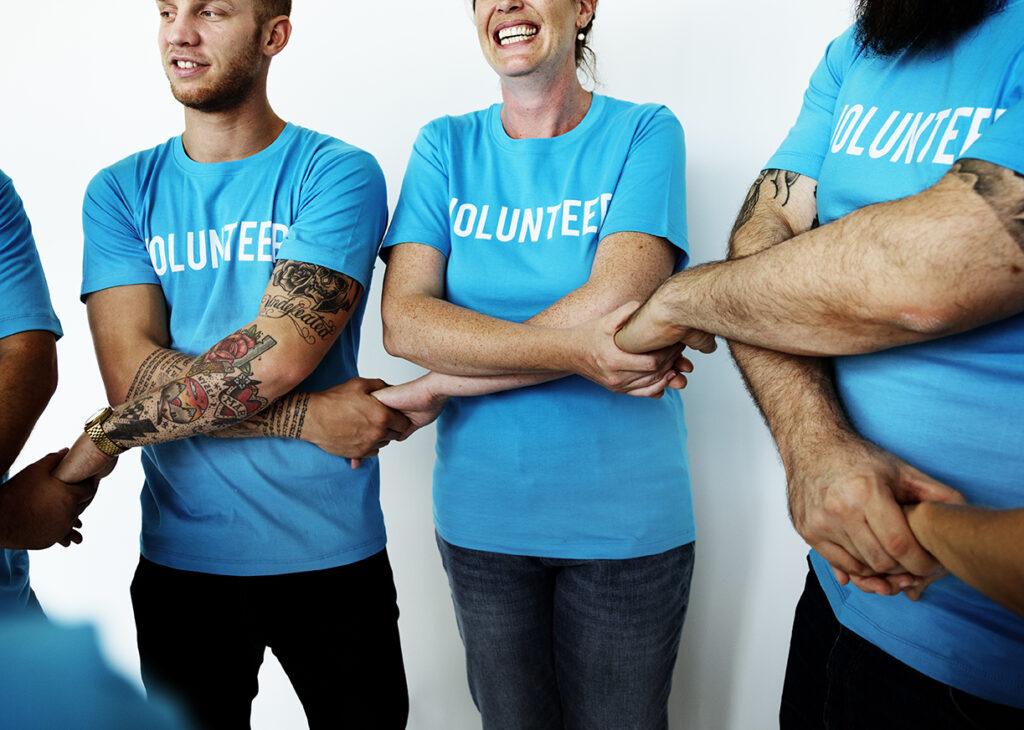 how to motivate volunteers